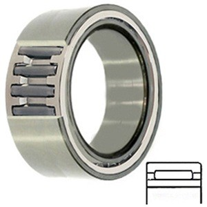 0.984 Inch | 25 Millimeter x 1.654 Inch | 42 Millimeter x 0.669 Inch | 17 Millimeter  CONSOLIDATED BEARING NA-4905  Needle Non Thrust Roller Bearings