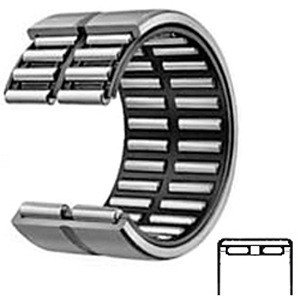 0.984 Inch | 25 Millimeter x 1.457 Inch | 37 Millimeter x 1.26 Inch | 32 Millimeter  CONSOLIDATED BEARING RNAO-25 X 37 X 32  Needle Non Thrust Roller Bearings