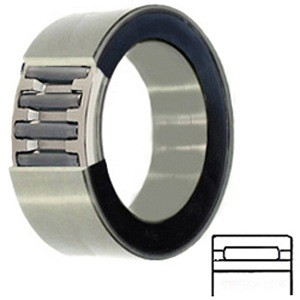 0.669 Inch | 17 Millimeter x 1.181 Inch | 30 Millimeter x 0.551 Inch | 14 Millimeter  CONSOLIDATED BEARING NA-4903-2RS  Needle Non Thrust Roller Bearings