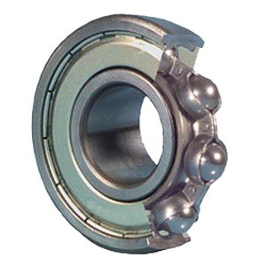 CONSOLIDATED BEARING 608-ZZ  Single Row Ball Bearings