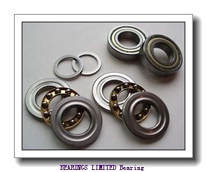BEARINGS LIMITED 6912-2RU Bearings