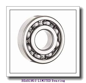 BEARINGS LIMITED 6207 ZZNR/C3 PRX Bearings