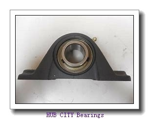 HUB CITY FB220UR X 1-15/16  Flange Block Bearings