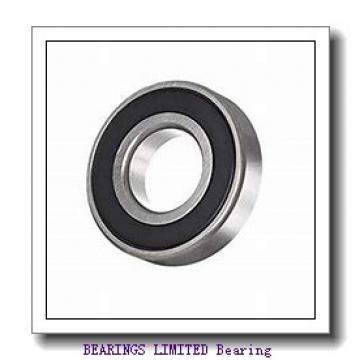 BEARINGS LIMITED 7207 BG Bearings