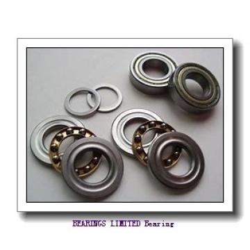 BEARINGS LIMITED 6201 ZZNR/C3 PRX Bearings