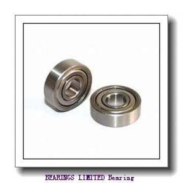 BEARINGS LIMITED F215 Bearings