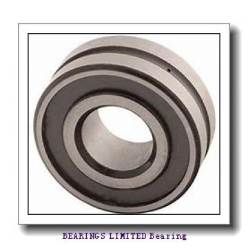 BEARINGS LIMITED 6007 ZZNR/C3 PRX Bearings