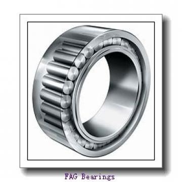 70 mm x 125 mm x 31 mm  FAG 32214-A  Tapered Roller Bearing Assemblies