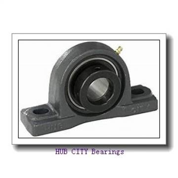 HUB CITY B250 X 1-1/2  Mounted Units & Inserts
